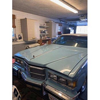1975 Pontiac Grand Ville for sale 101350034
