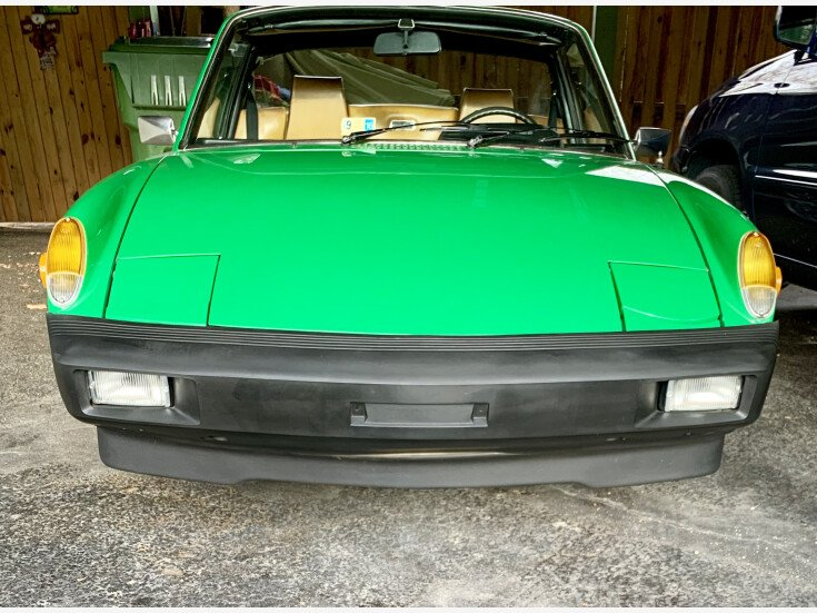 1975 Porsche 914 For Sale Near Manassas Virginia 20112