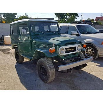 1975 Toyota Land Cruiser for sale 101124688
