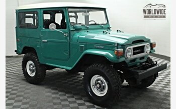 1975 Toyota Land Cruiser for sale 101361980
