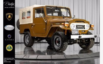 1975 Toyota Land Cruiser for sale 101392555