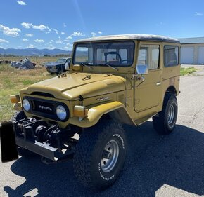 1975 Toyota Land Cruiser for sale 101407946