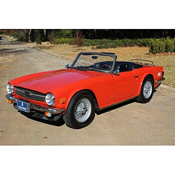 1975 Triumph TR6 for sale 101057547