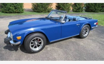 1975 Triumph TR6 for sale 101069849