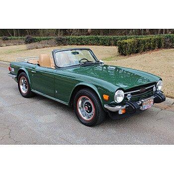 1975 Triumph TR6 for sale 101442434