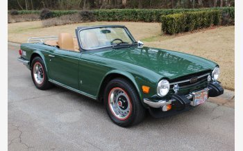 1975 Triumph TR6 for sale 101442434