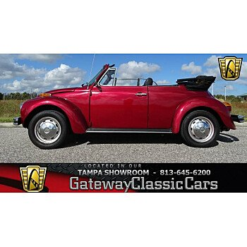 1975 Volkswagen Beetle for sale 100964543