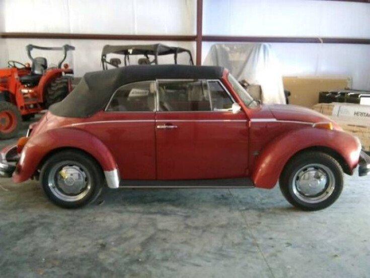 1975 Volkswagen Beetle Convertible for sale 100966615