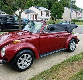 1975 Volkswagen Beetle Super Convertible for sale 101292006