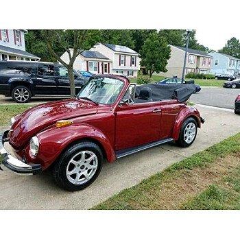 1975 Volkswagen Beetle for sale 101294281