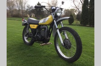 1975 Yamaha DT400 for sale 200860161