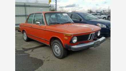 1976 BMW 2002 for sale 101106989
