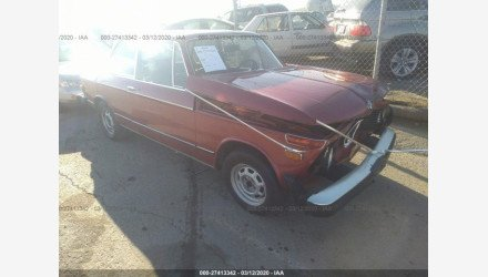 1976 BMW 2002 for sale 101309384