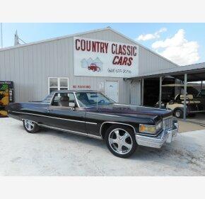 1976 Cadillac Custom for sale 100878041