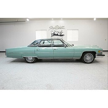 1976 Cadillac De Ville for sale 100986790