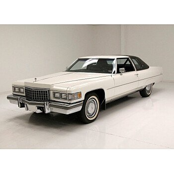 1976 Cadillac De Ville for sale 101135595
