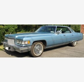 1976 Cadillac De Ville for sale 101167771