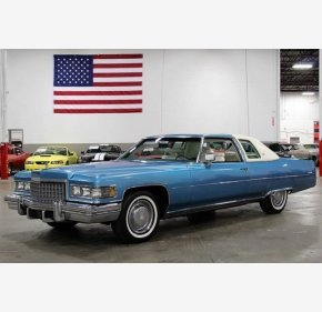 1976 Cadillac De Ville for sale 101203861