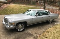 1976 Cadillac De Ville Sedan for sale 101246320