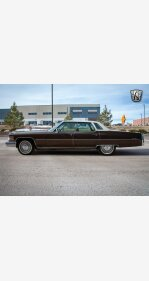 1976 Cadillac De Ville for sale 101262541