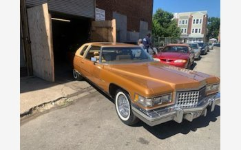 1976 Cadillac De Ville for sale 101359059