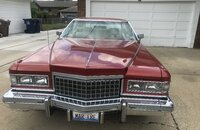 1976 Cadillac De Ville Coupe for sale 101368940