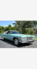 1976 Cadillac De Ville for sale 101372228