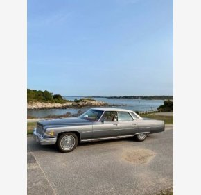 1976 Cadillac De Ville for sale 101388556