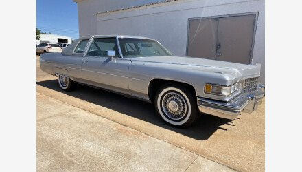 1976 Cadillac De Ville for sale 101392674