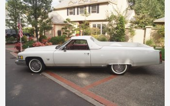 1976 Cadillac De Ville Coupe for sale 101088791