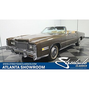 1976 Cadillac Eldorado for sale 101008161