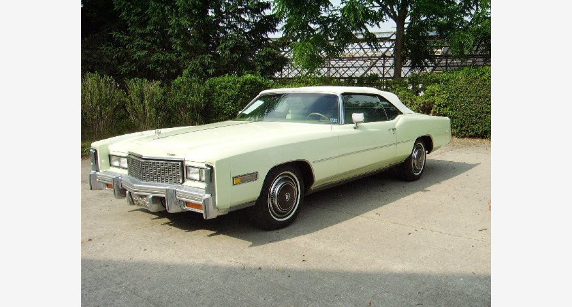 1976 Cadillac Eldorado for sale 101013289