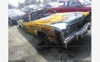 1976 Cadillac Eldorado for sale 101015032