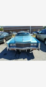 1976 Cadillac Eldorado for sale 100829829