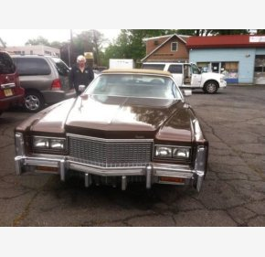 1976 Cadillac Eldorado Convertible for sale 100889429