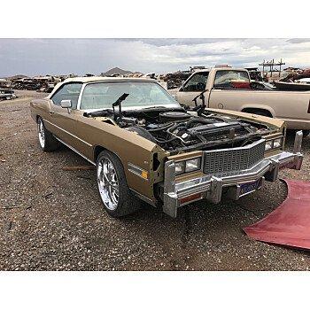 1976 Cadillac Eldorado for sale 100889871