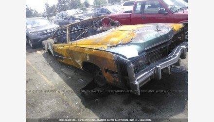1976 Cadillac Eldorado for sale 101015032