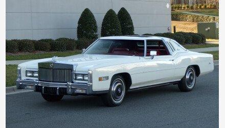 1976 Cadillac Eldorado for sale 101031140