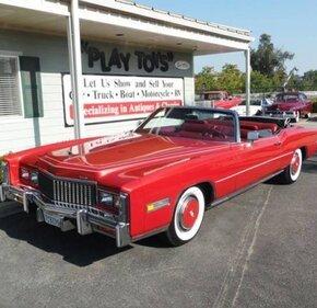 1976 Cadillac Eldorado for sale 101052883