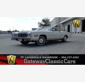 1976 Cadillac Eldorado for sale 101067315