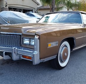1976 Cadillac Eldorado Coupe for sale 101070361