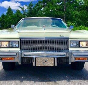 1976 Cadillac Eldorado Convertible for sale 101080942