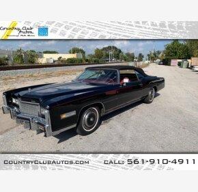 1976 Cadillac Eldorado for sale 101088623