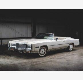 1976 Cadillac Eldorado for sale 101106221