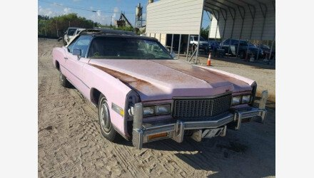 1976 Cadillac Eldorado for sale 101109360