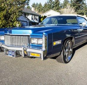 1976 Cadillac Eldorado Convertible for sale 101112946