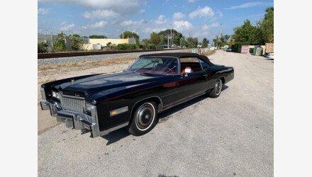 1976 Cadillac Eldorado for sale 101174578