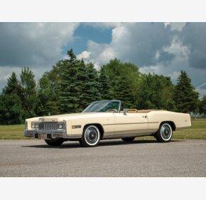 1976 Cadillac Eldorado for sale 101180183