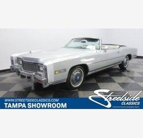 1976 Cadillac Eldorado for sale 101182518