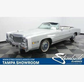 1976 Cadillac Eldorado Classics for Sale - Classics on